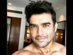 R Madhavan S Post Shower Selfie Will Make Your Hearts Go Dhak Dhak