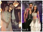 Nach Baliye 8 Divyanka Tripathi Vivek Dahiya Sanaya Irani Mohit Sehgal Meet The Top 4 Finalists