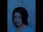Pari First Look A Blue Eyed Anushka Sharma Is Giving Us Spooky Feels Film Goes On Floors Today