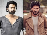 Prabhas Dulquer Salmaan Come Together