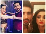 Sanaya Irani Mohit Sehgal Break Their Silence Clarify They Are Not Contracted To Win Nach Baliye
