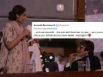 Amitabh Bachchan Turns Into Angry Man After Sonam Kapoor Forgets To Reply Back On This Birthday Wish