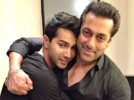 When A Hungry Salman Khan Snatched A Roti From Varun Dhawan S Hand