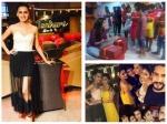 Tejaswi Prakash Wayangankar Celebrates Birthday Pehredaar Piya Ki Suyyash Rai Tina Dutta Others Pics