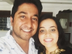 Vineeth Sreenivasan Divya Welcome Their First Child