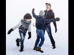 Hrithik Roshan Plays In The Snow With Hrehaan And Hridhaan