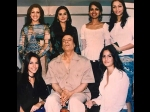 Katrina Kaif And Neha Dhupia With Muammar Gaddafi