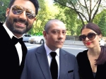 Aishwarya Rai Bachchan Abhishek Bachchan Latest Pictures New York Vacation