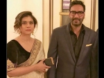 Ajay Devgn Scolds Kajol Everyday Honest Attitude Gets Him In Trouble