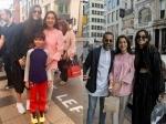 Sonam Kapoor And Her Boyfriend Anand Ahuja Bumps Into Juhi Chawla In London