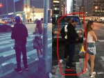 Hrithik Roshan And Sussanne Khan Walk The Streets Of New York City