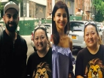 Anushka Sharma And Virat Kohli New York Pictures