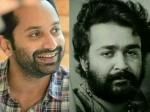 Fahadh Faasil Reveals His Favourite Mohanlal Character