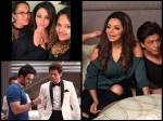 Gauri Khan Shahrukh Khan Look Fabulous In Their New Picture Shoot For Something Special