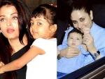 Kareena Kapoor Following Aishwarya Rai Bachchan Footsteps Takes Taimur On The Sets
