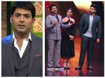 Kapil Sharma Hospitalised Again The Kapil Sharma Show Mubarakan Shoot Cancelled