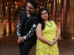 Bharti Singh Says No Animosity Between Her Krushna Abhishek Feels Blessed To Work With Kapil