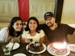 Kichcha Sudeep S Daughter Makes Him Proud