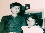Puneeth Rajkumar And Sudeep Old And Rare Picture