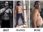 Rajkummar Rao Gains Eleven Kgs Flaunts Pot Belly For Bose