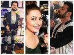 Zee Gold Awards 2017 Divyanka Tripathi Nakuul Mehta Karan Patel Others Share Pics With Awards