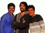 The Villain Film Team To Release First Motion Poster Of The Film On Sudeep S Birthday