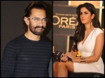 No Bad Blood Between Katrina Kaif Aamir Khan She Is Happy With Smaller Role In Thugs Of Hindostan