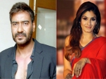 Ajay Devgn Reacts To Raveena Tandon Dig At Older Actors Called Her Born Liar Once