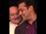 Salman Khan Called The Paramedics When Anupam Kher Fell Ill In New York