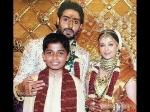 Aishwarya Rai Bachchan Abhishek Bachchan Look Royal Rare Wedding Marriage Picture