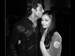 Abhishek Bachchan Kisses Aishwarya Rai Bachchan We Cannot Stop Staring Their Viral Picture