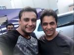 Darshan Thoogudeep Expresses His Admiration Towards His Senior Arjun Sarja