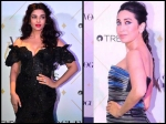Did Aishwarya Rai Bachchan Ignore Karisma Kapoor At Vogue Beauty Awards Inside Details See Pictures