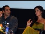 Katrina Kaif Ditches Salman Khan As She Refuses To Perform With Him In London Da Bang Tour