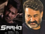 It Is Not Mohanlal But Another Malayalam Actor Prabhas S Saaho
