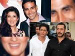Did Twinkle Khanna Take A Dig Salman Khan Shahrukh Khan Success Akshay Kumar Toilet Ek Prem Katha