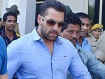 Salman Khan Appears Before The Jodhpur High Court For The Arms Act Case