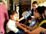 Shweta Tiwari Daughter Palak Tying Rakhi To Reyansh Cutest Pic You Will See On Internet Today