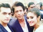 Yeh Rishta Kya Kehlata Hai Shocking Heres What Happened When Shahrukh Anushka Visited The Sets