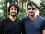 Kichcha Sudeep Opens Up About Darshan Thoogudeep