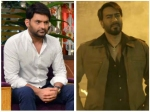 Oh No Not Again Kapil Sharma Cancels Baadshaho Shoot Ajay Devgn Vows Not To Come Tkss Again