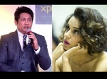 After Calling Her A Cocained Actress Shekhar Suman Insults Kangana Ranaut Again Twitter