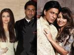 Aishwarya Rai Bachchan Missed Shahrukh Khan Party At Mannat For Abhishek Bachchan