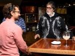 Aamir Khan Amitabh Bachchan Sword Fighting Thugs Of Hindostan