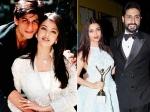 Aishwarya Rai Bachchan To Choose Between Abhishek Bachchan Shahrukh Khan Bhansali Film