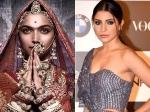 Anushka Sharma Shocking Reply On Deepika Padukone Padmavati Look Vogue Women Of The Year Awards
