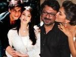 Bhansali Gives Importance Deepika Padukone Padmavati Aishwarya Rai Bachchan Shahrukh Khan Gustakhiya