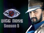 Kichcha Sudeep Getting Ready To Shoot For Bigg Boss Kannada 5 Promo