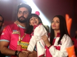 Is Aishwarya Rai Bachchan Not Interested In Working With Abhishek Bachchan Spotted With Aaradhya Pic