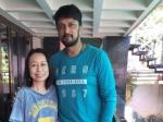 Kichcha Sudeep Has An International Fan